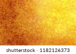 old antique gold background... | Shutterstock . vector #1182126373