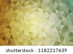 light green  yellow vector... | Shutterstock .eps vector #1182217639