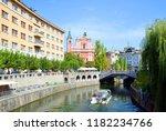 ljubljana  slovenia   september ... | Shutterstock . vector #1182234766