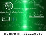 abstract background technology... | Shutterstock .eps vector #1182238366