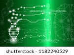 abstract background technology... | Shutterstock .eps vector #1182240529