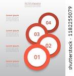 vector business template for... | Shutterstock .eps vector #1182255079