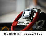 kart wheel whit digital timer | Shutterstock . vector #1182278503