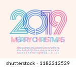 vector colorful modern greeting ... | Shutterstock .eps vector #1182312529