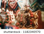 close up of traditional german... | Shutterstock . vector #1182340570