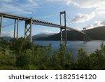 norway pure nature in summer... | Shutterstock . vector #1182514120