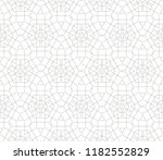 black and white geometric... | Shutterstock .eps vector #1182552829