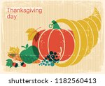 Happy Thanksgiving Day Vintage...