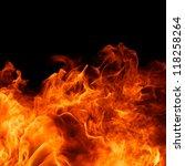 Blaze Fire Flame Texture...