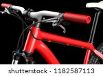 bicycle background. bike.3d... | Shutterstock . vector #1182587113