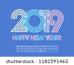 vector colorful greeting card... | Shutterstock .eps vector #1182591463