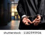 Small photo of Arrest bound bracelet bribe bribery business businessman
