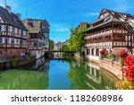 strasbourg  france   september...   Shutterstock . vector #1182608986