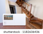 system climate control  smart... | Shutterstock . vector #1182636436