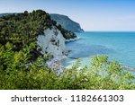 riviera del conero  regional... | Shutterstock . vector #1182661303