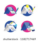 search engine optimization set... | Shutterstock .eps vector #1182717469