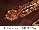 authentic traditional indian...   Shutterstock . vector #1182738796