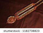 authentic traditional indian...   Shutterstock . vector #1182738823