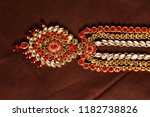 authentic traditional indian...   Shutterstock . vector #1182738826