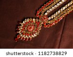 authentic traditional indian...   Shutterstock . vector #1182738829