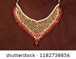 authentic traditional indian...   Shutterstock . vector #1182738856