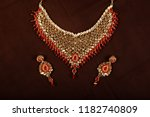 authentic traditional indian...   Shutterstock . vector #1182740809