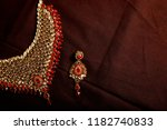 authentic traditional indian...   Shutterstock . vector #1182740833