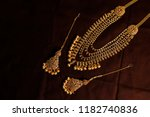 authentic traditional indian...   Shutterstock . vector #1182740836