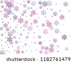 crystal snowflake and circle... | Shutterstock .eps vector #1182761479