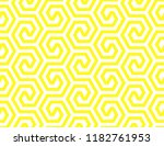 abstract geometric pattern with ... | Shutterstock .eps vector #1182761953