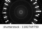 3d asbtract technology... | Shutterstock . vector #1182769750