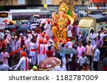 mumbai  india 15 september 2016 ... | Shutterstock . vector #1182787009