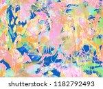 distress seamless pattern. blue ...   Shutterstock . vector #1182792493