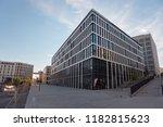 stuttgart germany   september...   Shutterstock . vector #1182815623