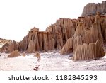 special formation of sand...   Shutterstock . vector #1182845293