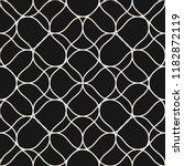 vector mesh seamless pattern... | Shutterstock .eps vector #1182872119