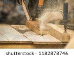handmade and craft furniture... | Shutterstock . vector #1182878746