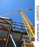 construction site | Shutterstock . vector #11829172