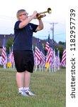 lynchburg  virginia   usa  ... | Shutterstock . vector #1182957739