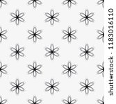 vector seamless pattern.... | Shutterstock .eps vector #1183016110