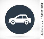 car icon  stock vector...