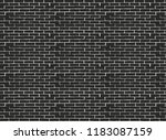 distressed overlay texture of... | Shutterstock .eps vector #1183087159