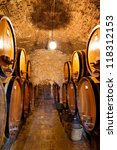 Old Traditional Wine Cellar...