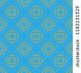 art deco seamless background.   Shutterstock .eps vector #1183131529