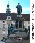 vienna  austria   august 08 ...   Shutterstock . vector #1183264969