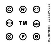 Intellectual Property Icons ...