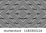 seamless pattern with striped... | Shutterstock .eps vector #1183303126