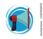 bullhorn advertising symbol | Shutterstock .eps vector #1183396870