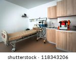 medical diagnostic equipment... | Shutterstock . vector #118343206