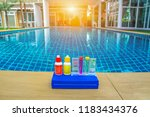 service and maintenance of the... | Shutterstock . vector #1183434376